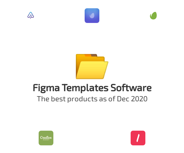 Figma Templates Software