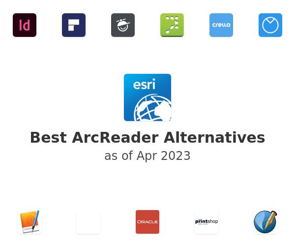Best ArcReader Alternatives
