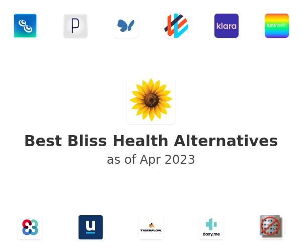 Best Bliss Health Alternatives