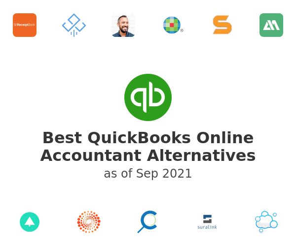 Best QuickBooks Online Accountant Alternatives