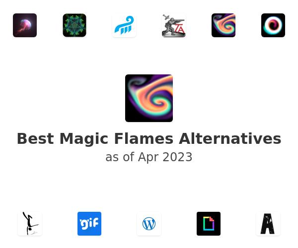 Best Magic Flames Alternatives