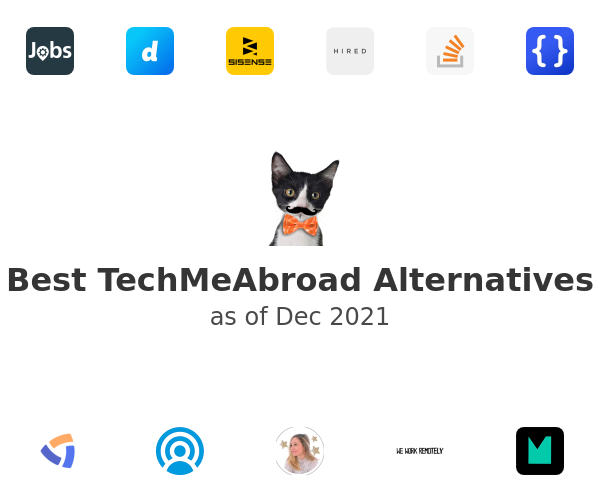 Best TechMeAbroad Alternatives