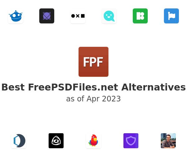 Best FreePSDFiles.net Alternatives