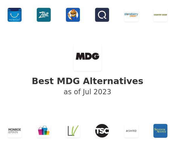 Best MDG Alternatives