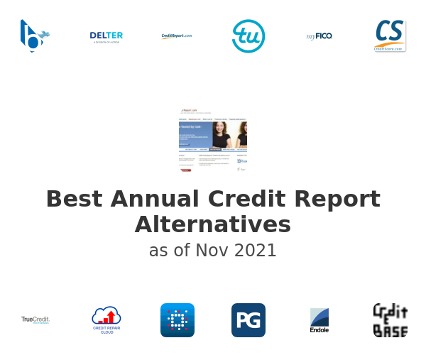 Best Annual Credit Report Alternatives