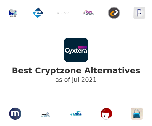 Best Cryptzone Alternatives