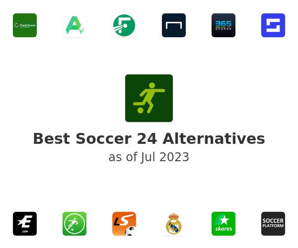 Best Soccer 24 Alternatives