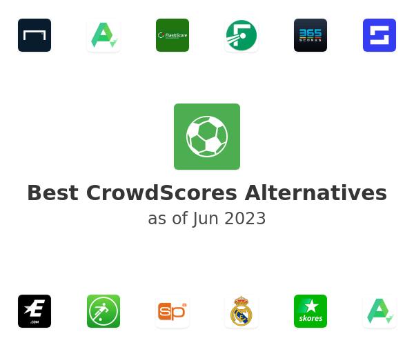 Best CrowdScores Alternatives
