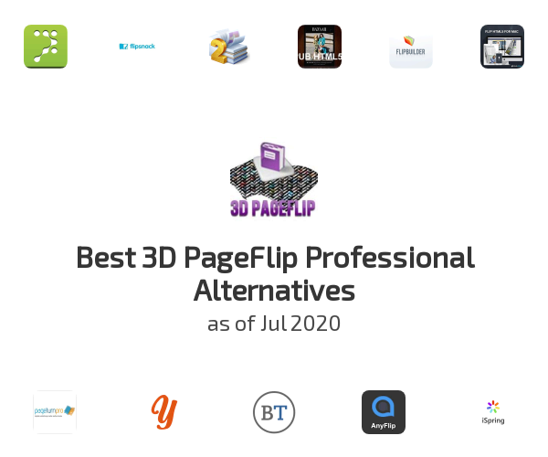 Best 3D PageFlip Professional Alternatives