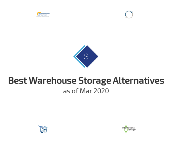 Best Warehouse Storage Alternatives