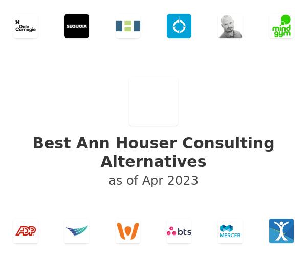 Best Ann Houser Consulting Alternatives