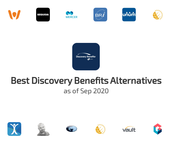 Best Discovery Benefits Alternatives