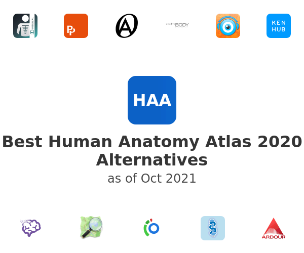 Best Human Anatomy Atlas 2020 Alternatives