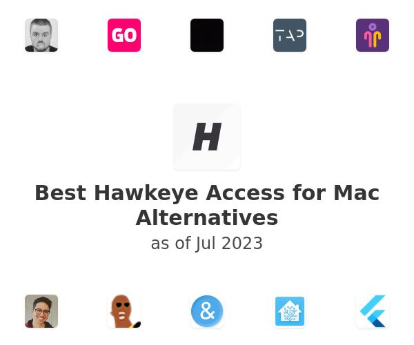 Best Hawkeye Access for Mac Alternatives