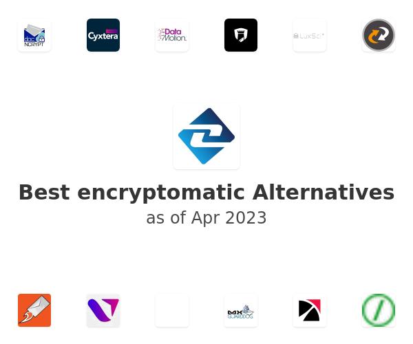 Best encryptomatic Alternatives
