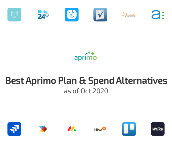 Best Aprimo Plan & Spend Alternatives