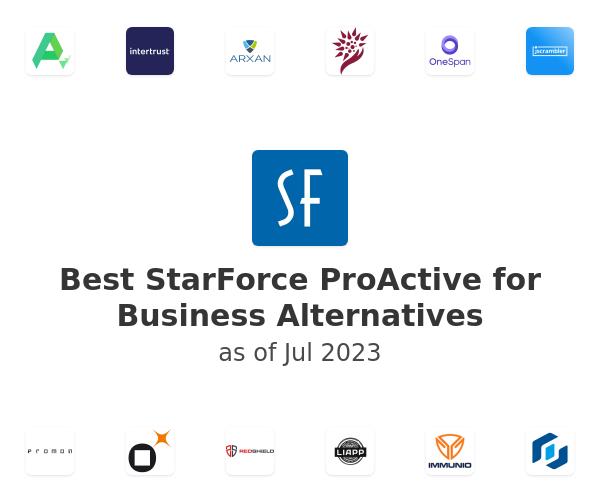 Best StarForce ProActive for Business Alternatives