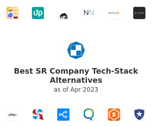 Best SR Company Tech-Stack Alternatives
