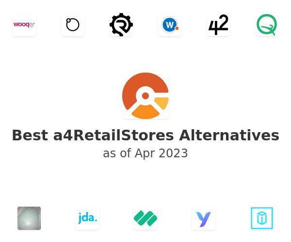 Best a4RetailStores Alternatives