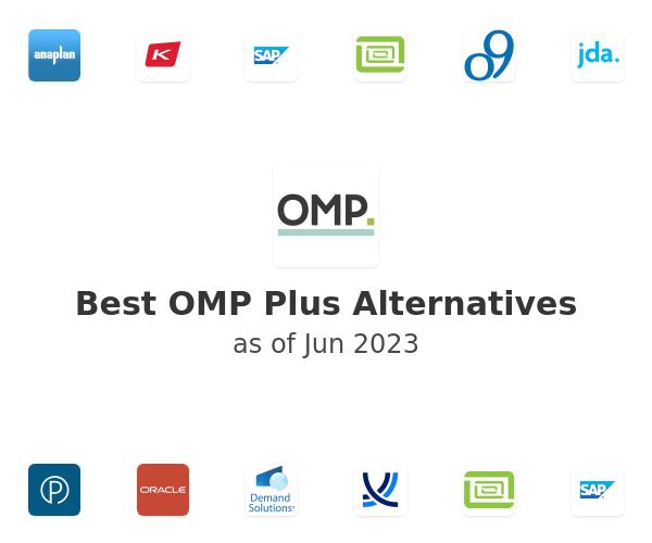 Best OMP Plus Alternatives