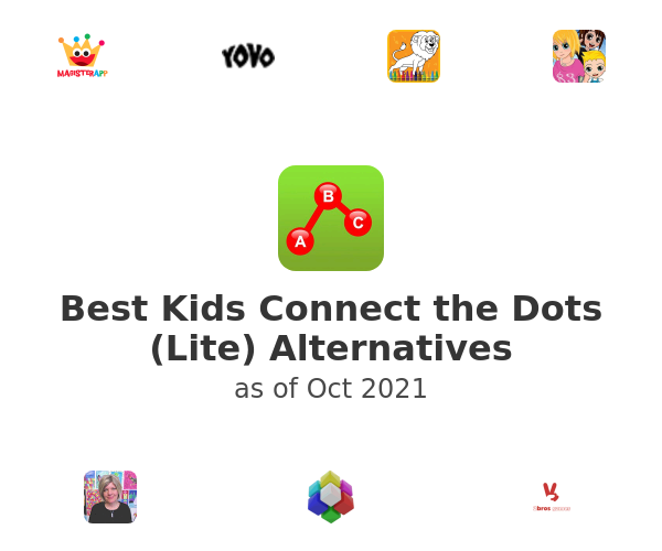 Best Kids Connect the Dots (Lite) Alternatives