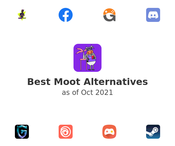 Best Moot Alternatives