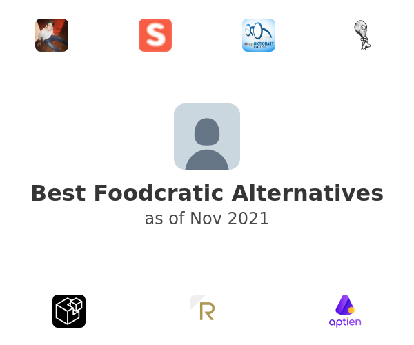 Best Foodcratic Alternatives