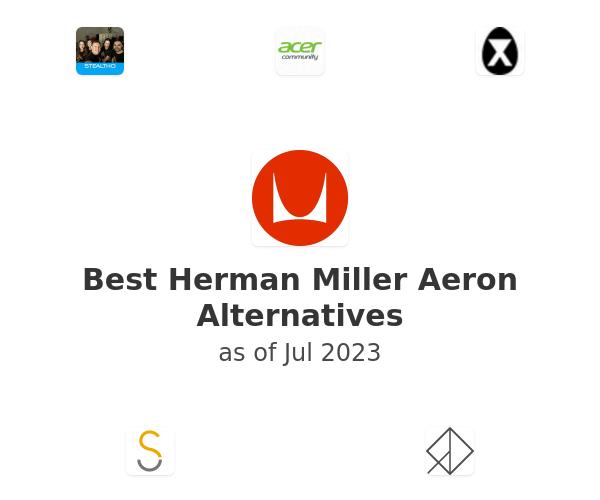 Best Herman Miller Aeron Alternatives