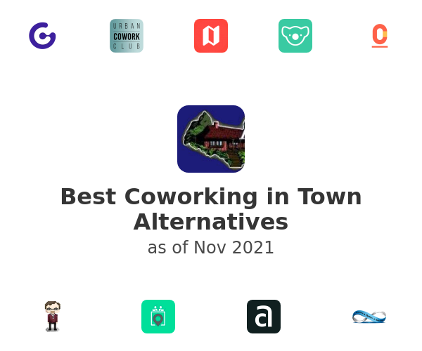 Best Coworking in Town Alternatives