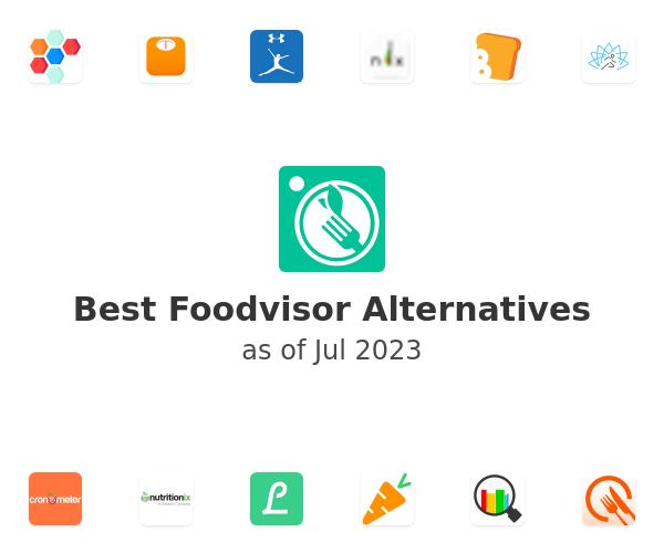 Best Foodvisor Alternatives