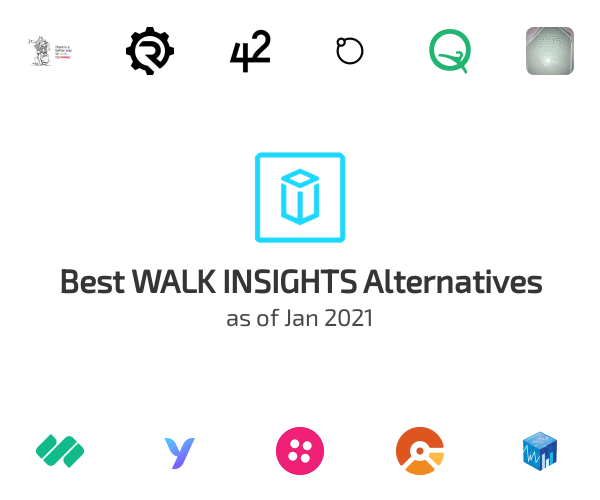 Best WALK INSIGHTS Alternatives