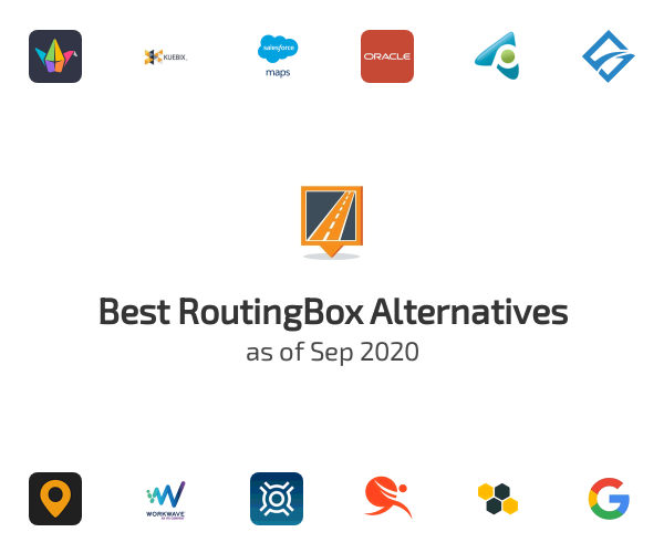 Best RoutingBox Alternatives