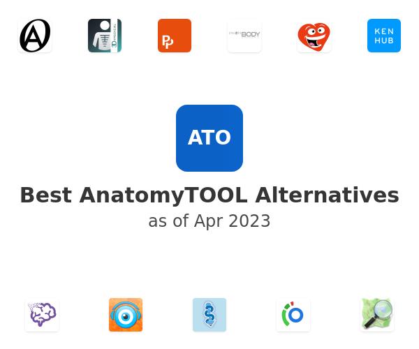 Best AnatomyTOOL Alternatives