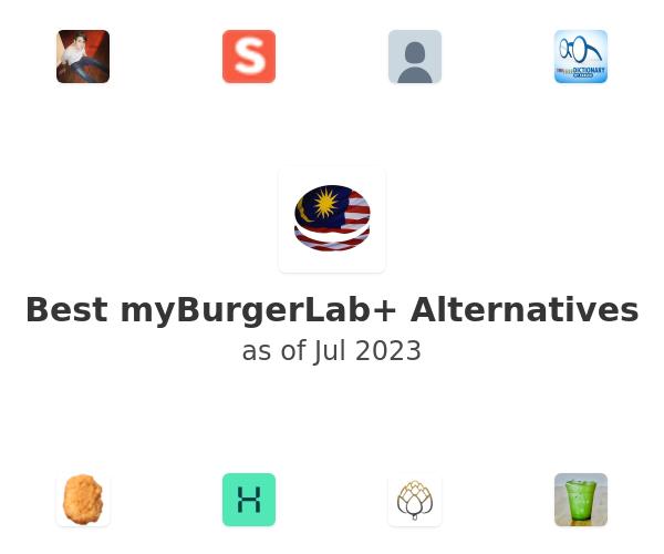 Best myBurgerLab+ Alternatives
