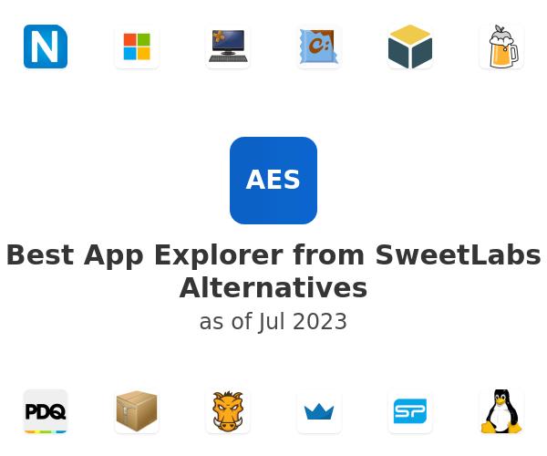 Best App Explorer from SweetLabs Alternatives