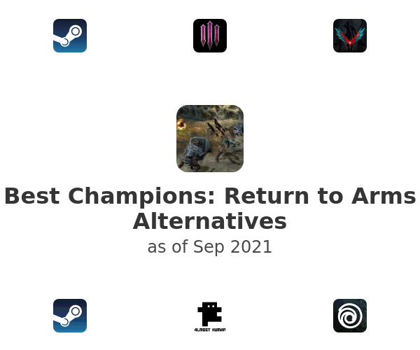 Best Champions: Return to Arms Alternatives