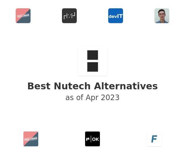Best Nutech Alternatives