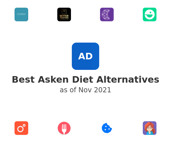 Best Asken Diet Alternatives