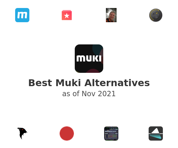 Best Muki Alternatives