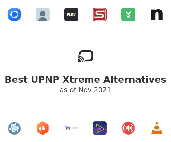 Best UPNP Xtreme Alternatives