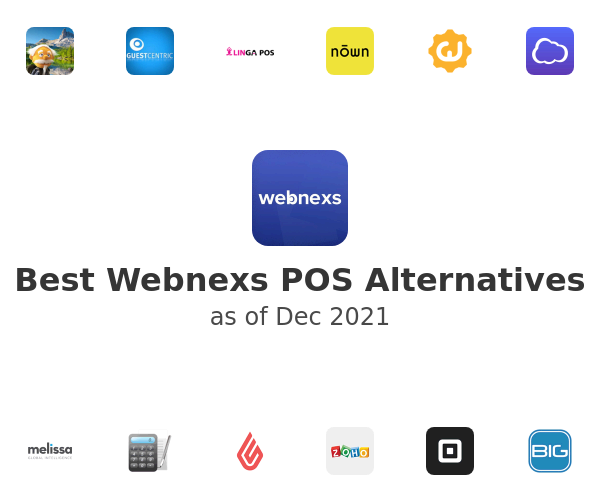 Best Webnexs POS Alternatives