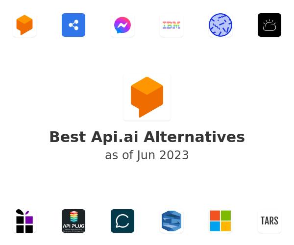 Best Api.ai Alternatives