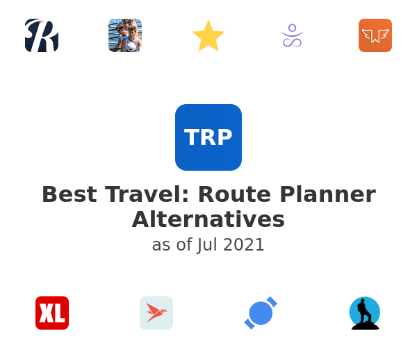 Best Travel: Route Planner Alternatives