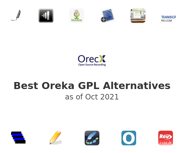 Best Oreka GPL Alternatives