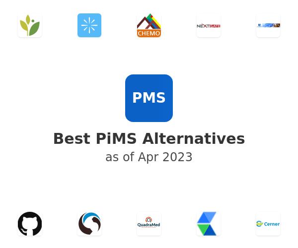 Best PiMS Alternatives
