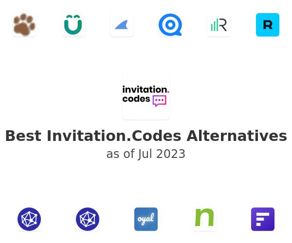 Best Invitation.Codes Alternatives