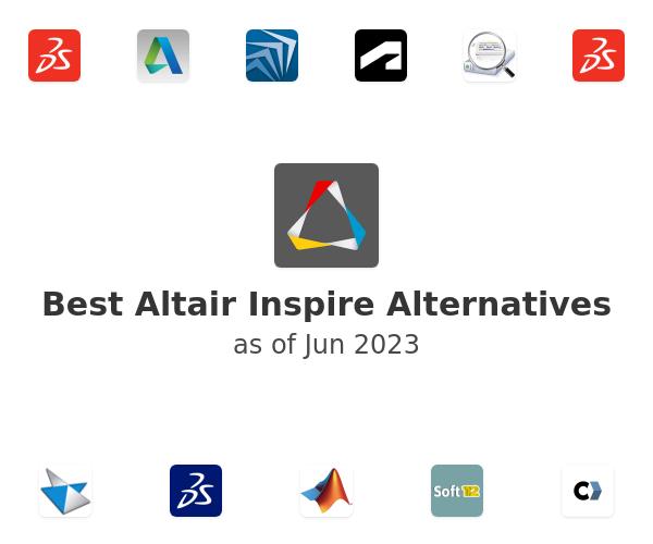 Best Altair Inspire Alternatives
