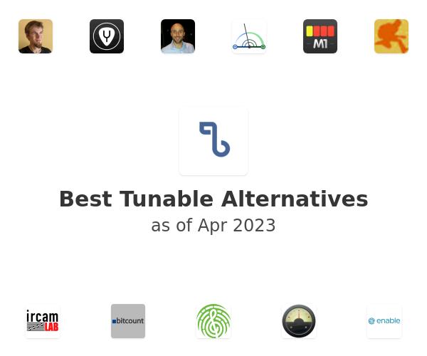Best Tunable Alternatives