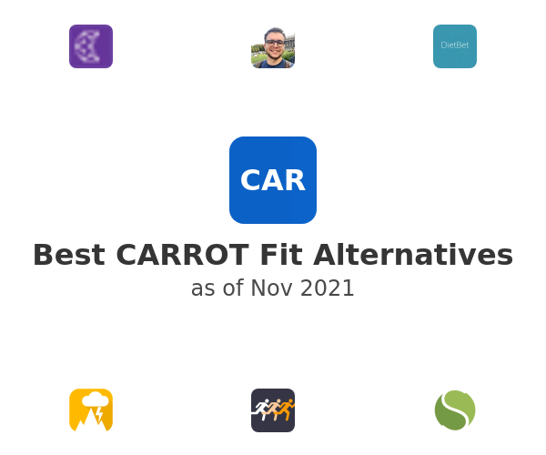 Best CARROT Fit Alternatives