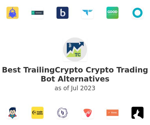 Best TrailingCrypto Crypto Trading Bot Alternatives